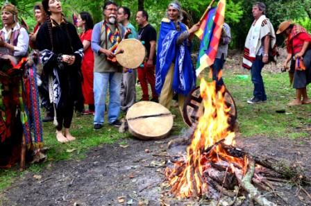 Tigre celebró el Día de la Diversidad Cultural con comunidades indígenas