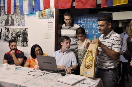 El FPV presentó la Campaña contra la violencia institucional en Tigre.