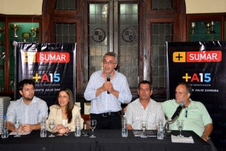 Culminó el Programa de Formación Política del FR Tigre