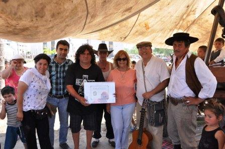 Se realizó la 11° Fiesta de los Carreros en Troncos, declarada por primera vez de Interés Municipal en el HCD de Tigre