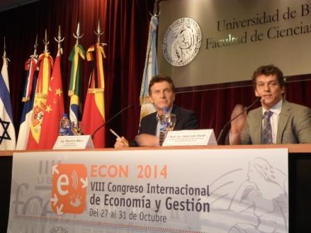 Mauricio Macri diserto en la UBA
