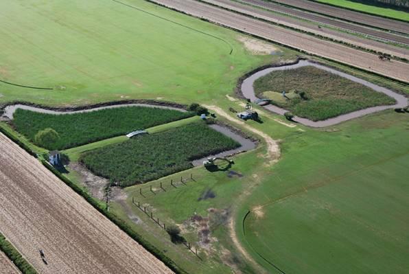 San Isidro construye extenso conducto para nuevos reservorios