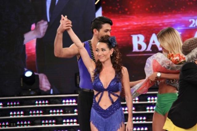 Mora Godoy la nueva eliminada del bailando 2014