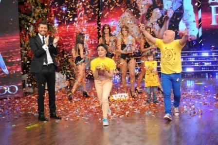 Anita y el Bicho, campeones del Bailando 2014 ()