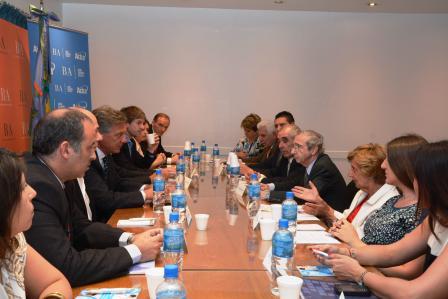 Iván Budassi se reunió con representantes de distintas cámaras empresariales del país para analizar cuestiones referidas a temas tributari