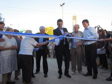 """San Fernando inauguró el Túnel de la calle Chacabuco """"Pascuala del Uncal"""""""