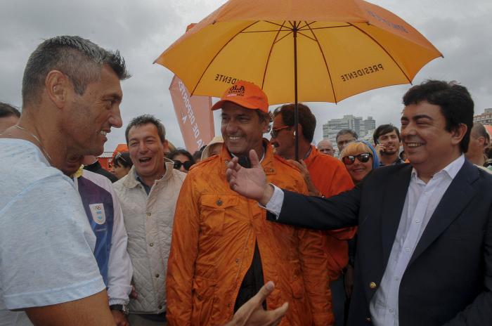 Scioli lanzó a Goycochea como candidato a intendente en Vicente López y confirmó a Tapia para San Miguel