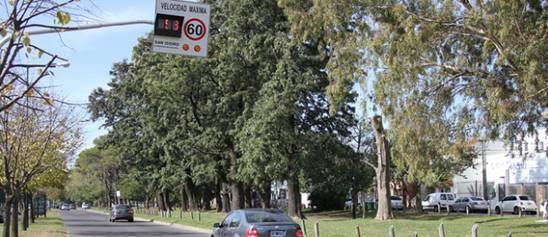 Se pone en marcha el sistema de fotomulta en San Isidro