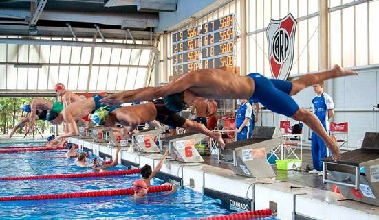 Nadadores de San Isidro se consagraron campeones nacionales
