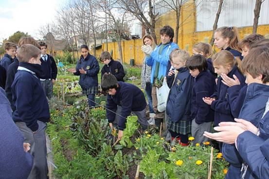 En 2014, más de cinco mil chicos visitaron la chacra San Isidro Labrador