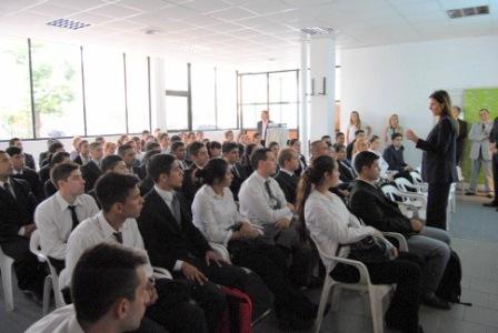 Primeras charlas introductorias para futuros agentes de la Policía Local de Vicente López