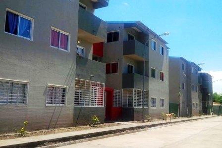 Los vecinos del barrio San Pablo de Tigre ya disfrutan de sus nuevas viviendas