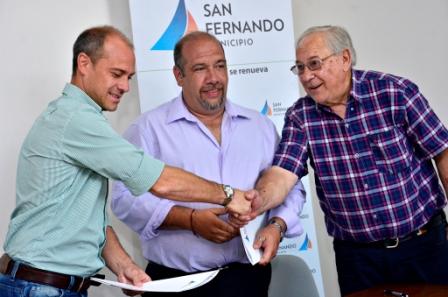San Fernando construirá un nuevo Polideportivo en barrio Infico