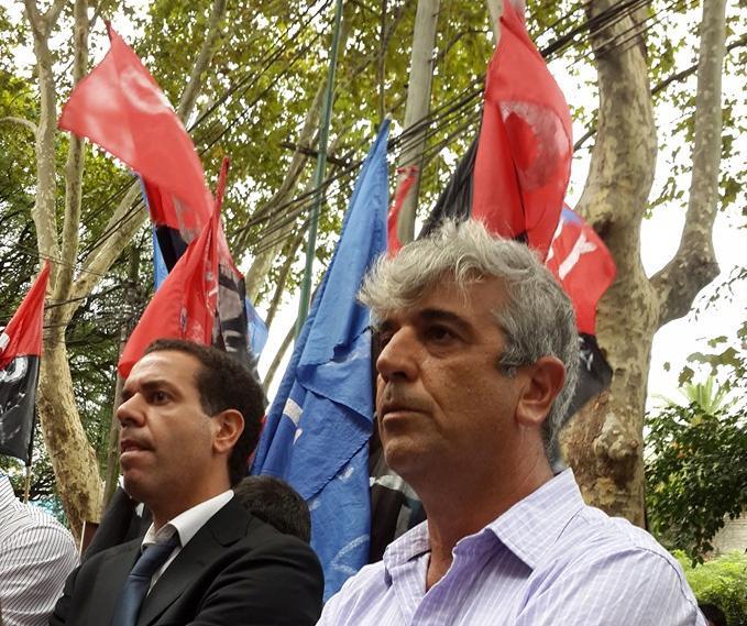 """Roberto Álvarez: """"Lo que sucedió en el local del Movimiento Evita es un ataque contra el FPV"""