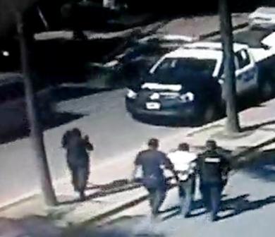 La policía bonaerense detuvo a Concejal del FPV de Tigre Federico Ugo