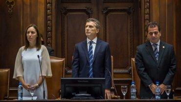 """Macri repasó su gestión ante la legislatura, llamó al diálogo y aseguró estar """"listo para nuevos y más grandes desafíos"""""""