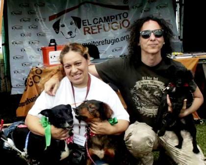 Javier Calamaro participará en la Segunda Jornada de Adopción de Mascotas en Vicente López