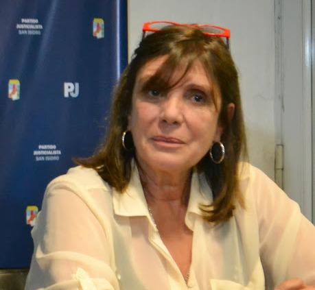 """Teresa Garcia """"el domingo, había una enorme alegría y una certeza: que este proyecto va a continuar"""""""