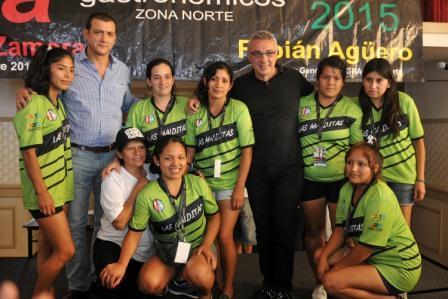 El Sindicato de Gastronómicos de Zona Norte brindó su apoyo al Frente Renovador de Tigre