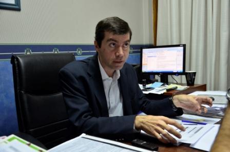 Facundo Fernández, Secretario de Economía del Municipio