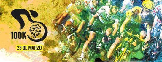 La carrera de ciclismo, El Gran Fondo de Buenos Aires, llega a San Isidro