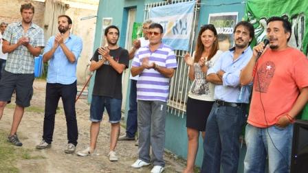 El randazzismo inauguró nuevo local en Tigre