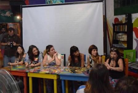 El FPV de Vicente López homenajeo a la Mujer en su día