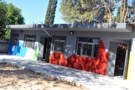 Nuevas aulas para el Jardín de Infantes Nº 907 de Don Torcuato