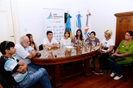 El Municipio y docentes de San Fernando exigen que la Provincia no ignore la violencia en las escuelas