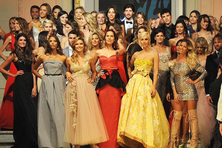 Diseño, glamour y conciencia en el Tigre Moda Show 2015.