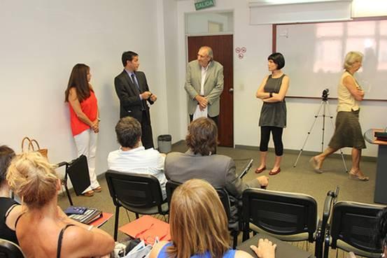 En San Isidro comenzó la capacitación de mediadores para la justicia juvenil restaurativa