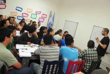 Tigre ofrece la oportunidad de finalizar el secundario a jóvenes y adultos