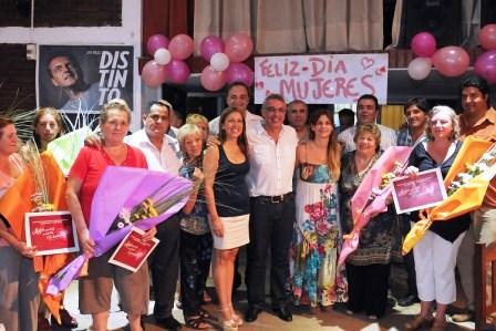 Emotivo reconocimiento a mujeres destacadas de Rincón de Milberg