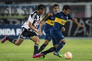 Boca goleó anoche a Zamora, 5 a 1