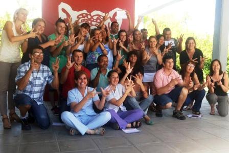 Tigre sigue capacitando a empleados municipales en Lenguaje de Señas