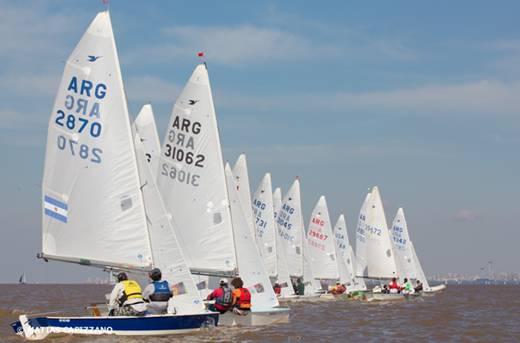 En San Isidro se realizará el campeonato sudamericano de yachting
