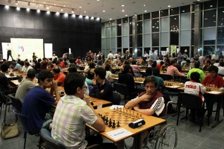 El torneo de ajedrez más importante de Sudamérica se está disputando en Vicente López