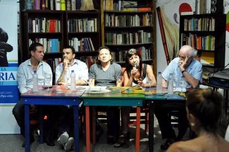 El FPV Vicente Lopez recordó a la lucha del movimiento obrero durante la dictadura militar