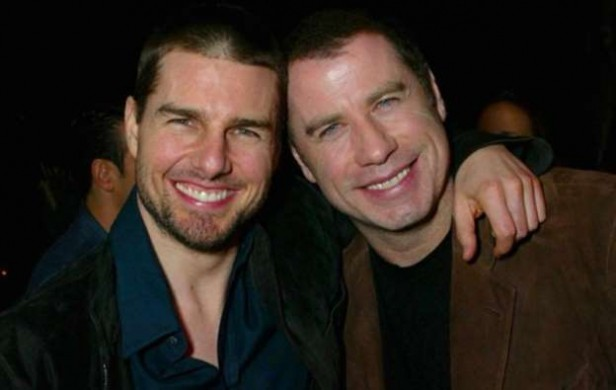 Tom Cruise y John Travolta ¿tuvieron un amor secreto?