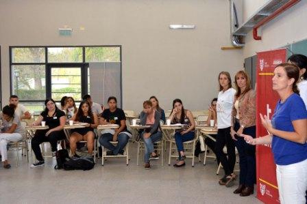 Más de 200 alumnos participaron del primer taller de Tigre Educa