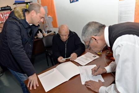 San Fernando entregó una ayuda económica al Colegio Asunción de la Virgen