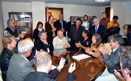 El HCD aprobó el apoyo a los Clubes de Remo de Tigre