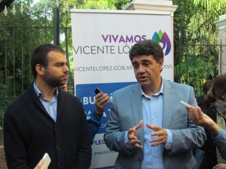 Vicente López presentó su nuevo Portal de Empleo