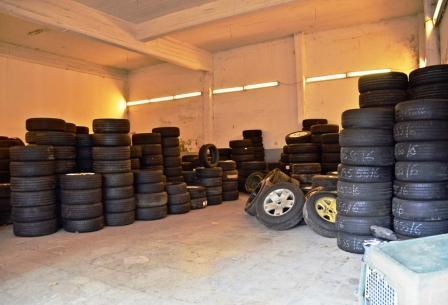"""Desbaratan una banda de """"roba ruedas"""" en San Fernando"""
