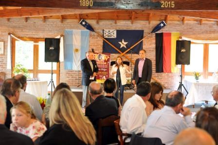 El Club Teutonia festejó su 125º aniversario