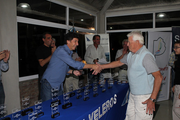 Se corrió la Copa Ciudad de San Isidro de yachting