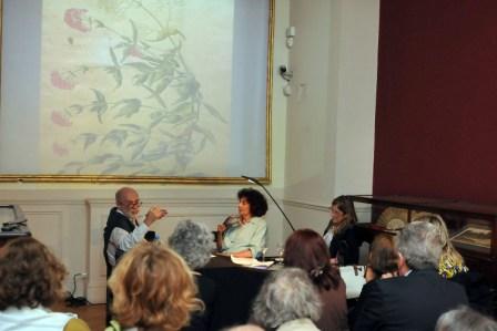 La obra de Nora Correas, en la mesa de debate del MAT