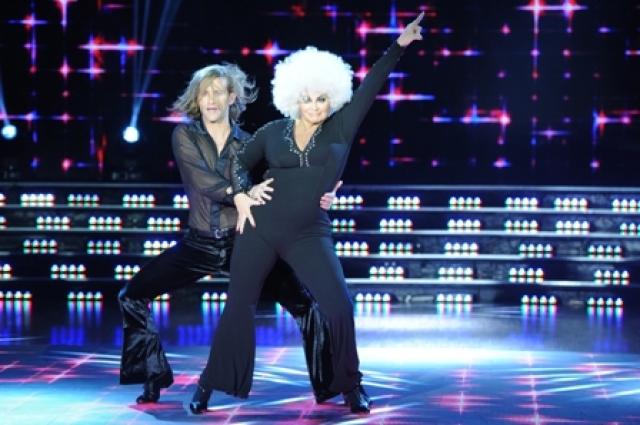 Gran regreso de Carmen  Barbieri a la pista de Bailando por un Sueño
