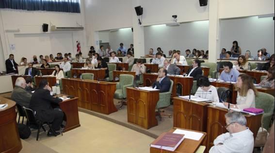 El Concejo Deliberante de San Isidro aprobó la rendición de cuentas 2014