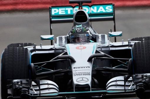 Rosberg ganó el Gran Premio de Mónaco